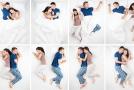 Ką jūsų poros miegojimo poza sako apie jūsų santykius?